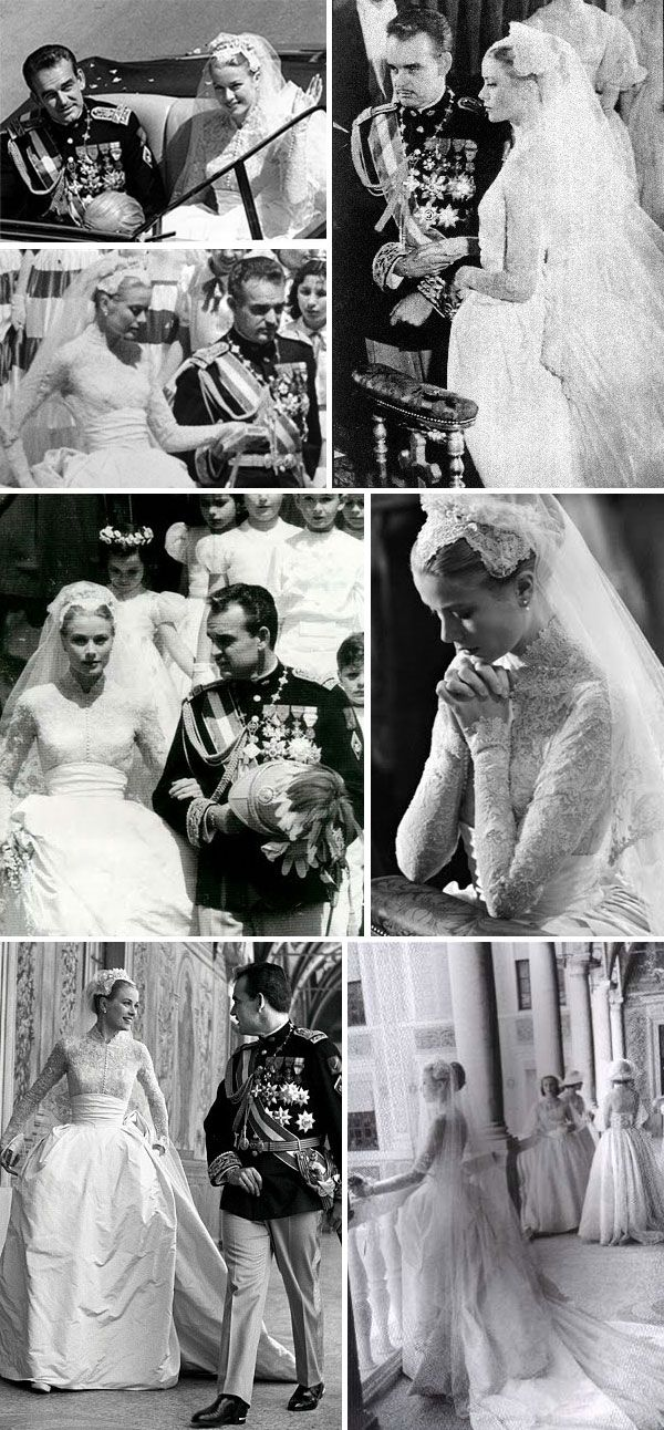 Princess Grace & Prince Rainier III