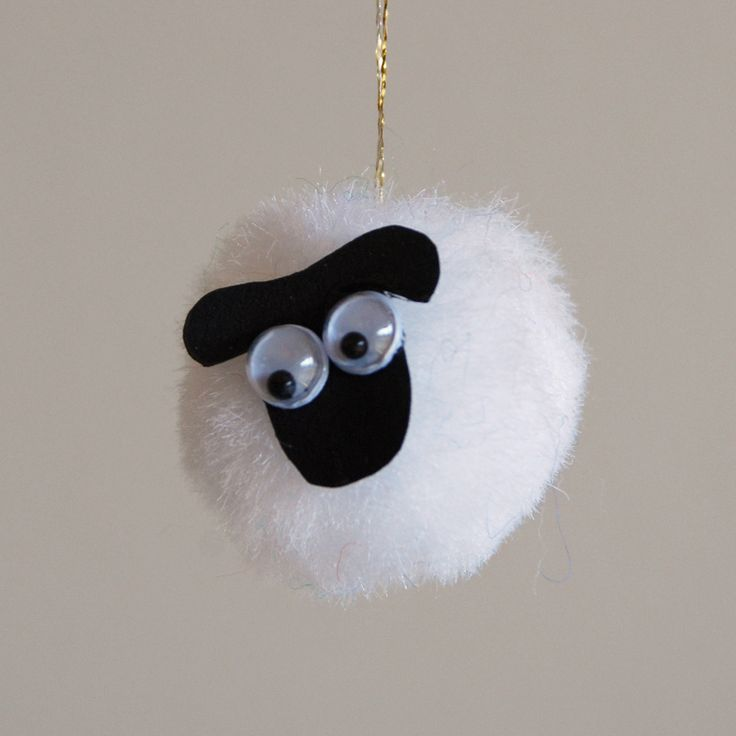 Jesse tree for kids jesse tree ornament advent activity for Sheep christmas ornament craft