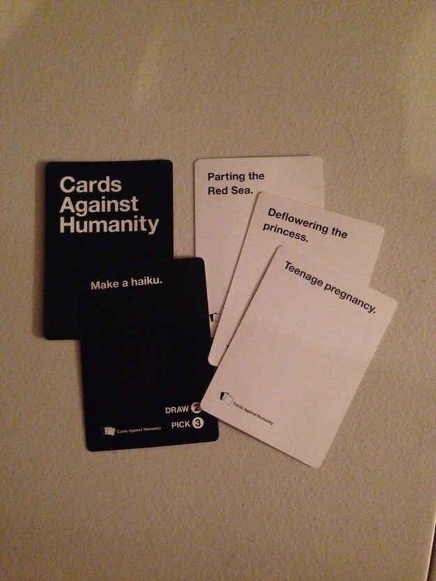 29 Times Cards Against Humanity Made Us Lol Boredom Kills Cards Against Humanity Funny Funniest Cards Against Humanity Cards Against Humanity