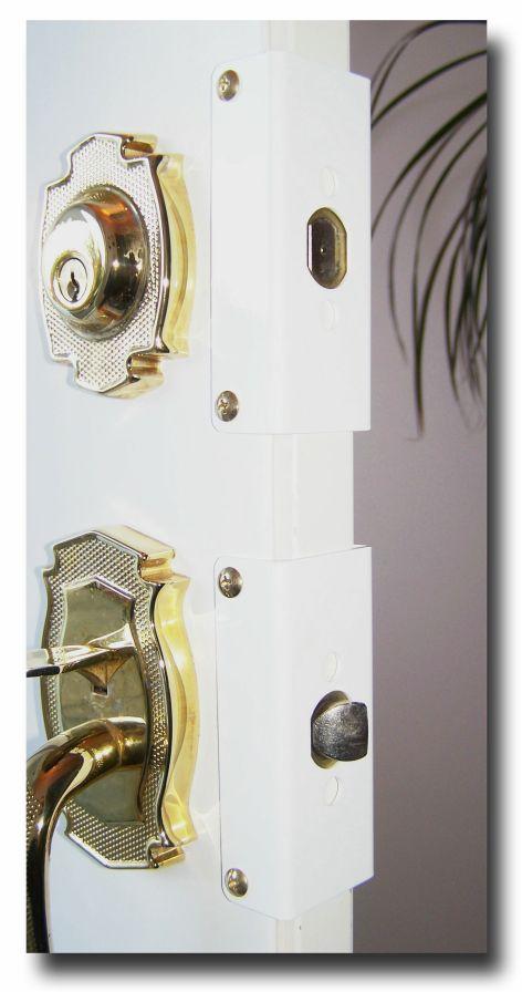 REBAR Door Security Device - Model DSD357. $25 basic reinforcement & Best 25+ Door security devices ideas on Pinterest | Door jammer ... pezcame.com