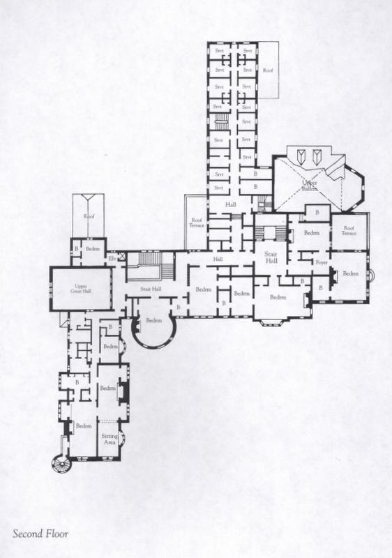 Carey Mansion Seaview Terrace Floor Plan Carey Mansion