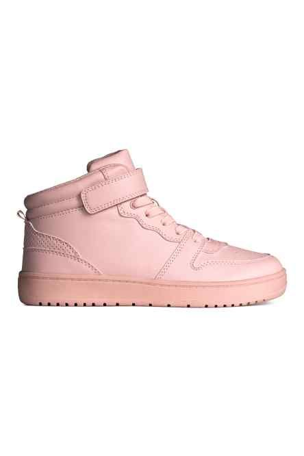 Pantofi sport înalți