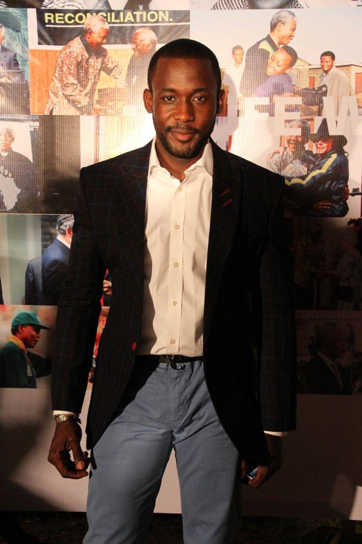 Joseph Benjamin at 'Legacy Lives' a Nelson Mandela Tribute Concert