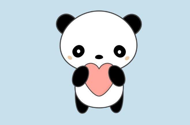 Fantastis 30 Gambar Kartun Panda Tidur Tidak Hanya Tingkah Lakunya Yang Lucu Namun Juga Warna Bulu Yang Dimiliki Panda Sanga Hello Kitty Gambar Kartun Kartun