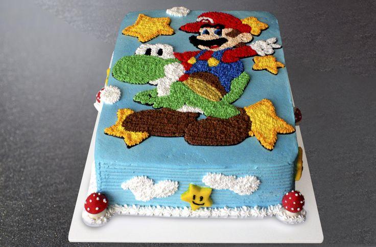 Mario Bross Pastel Especial.