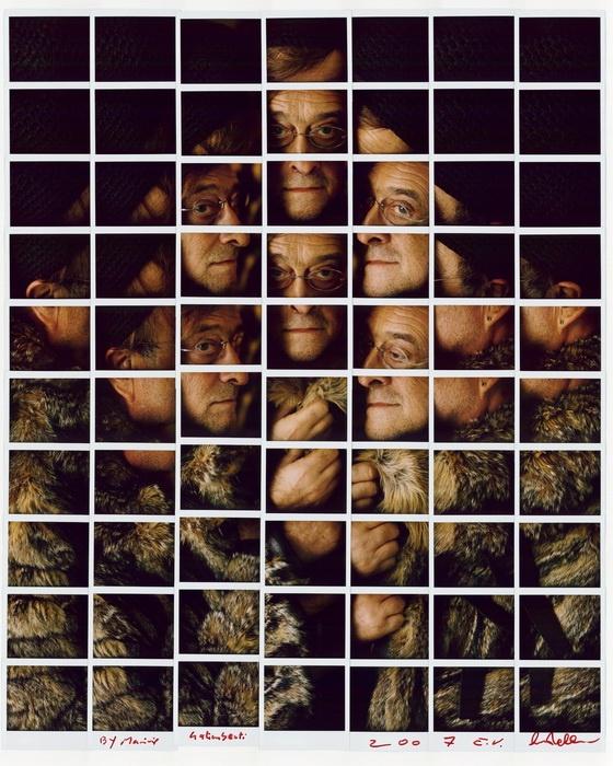 Maurizio Galimberti... Hockney feelings! ;-)