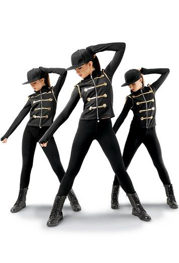 Okay but imagine these outfits and a dance to Welcome to the Black Parade yes please