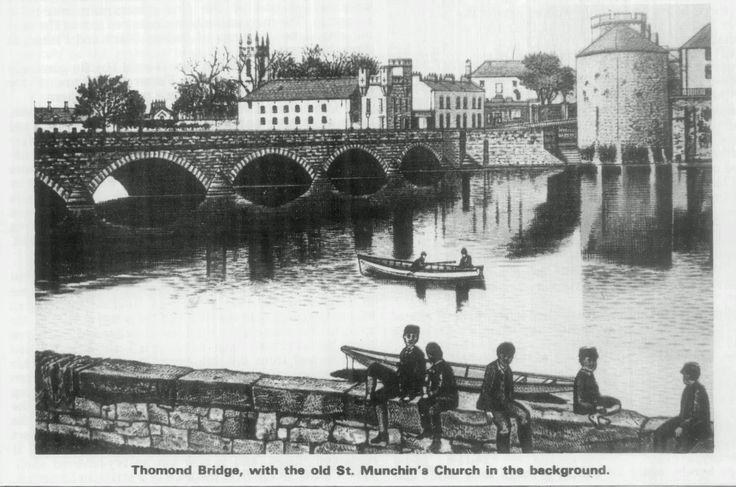 Origins of Limerick City and King John's Castle