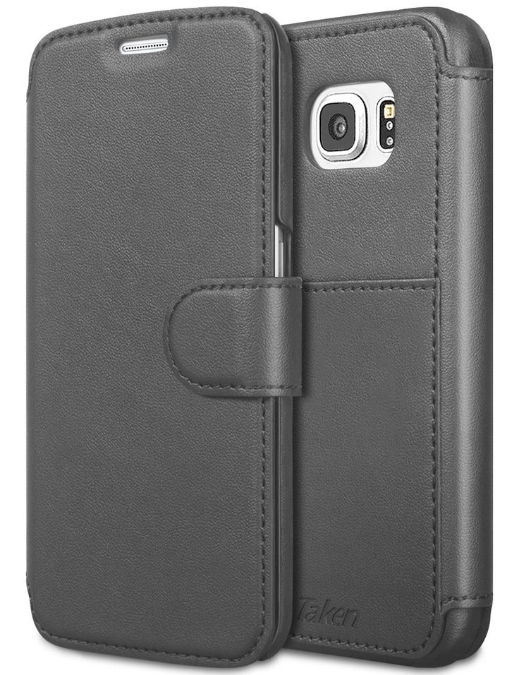 Taken Galaxy S6 Edge Wallet Case - Premium Leather Pu Cell Phone Case ID Credit Card Slot Phone Case for Samsung Galxy S6 Edge Ultra Slim(gray). DESIGN:The Taken Samsung galaxy S6 edge Case Card Holder is a perfect fit for your Samsung S6 edge! Our handmade design gives that classic feel while offering a left-turning cover and a perfectly-curved case without rough edges or trimmings. We designed our case to exemplify the power and beauty of simplicity. MATERIA:We use…