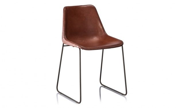 Coco Republic Drexel - Brown Love these chairs. Good for the office?