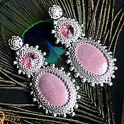 Магазин мастера Олеся Оскольская: серьги, свадебные украшения, одежда и аксессуары, броши, комплекты украшений