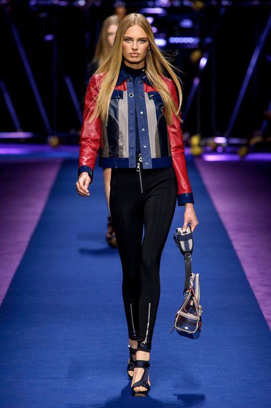 Versace ss 2017