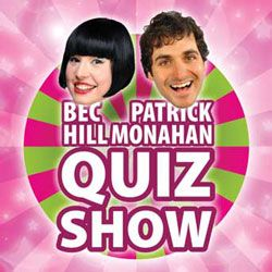 Bec Hill and Patrick Monahan's Hour of Fun!