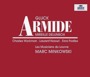 GLUCK Armide - Minkowski - Deutsche Grammophon