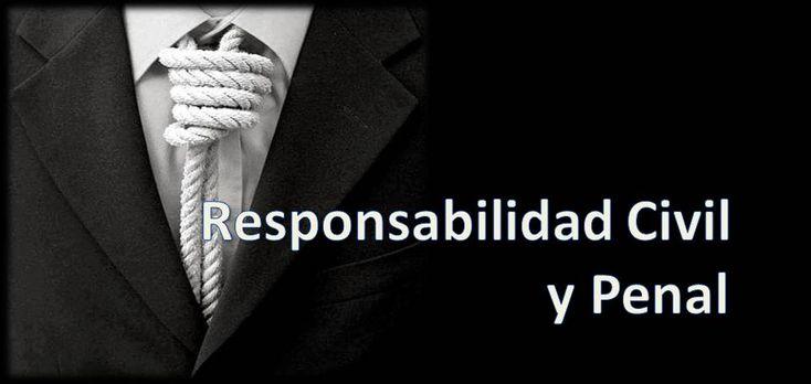 """Responsabilidad Civil y Penal. Empresario y """"Prevencionista"""""""