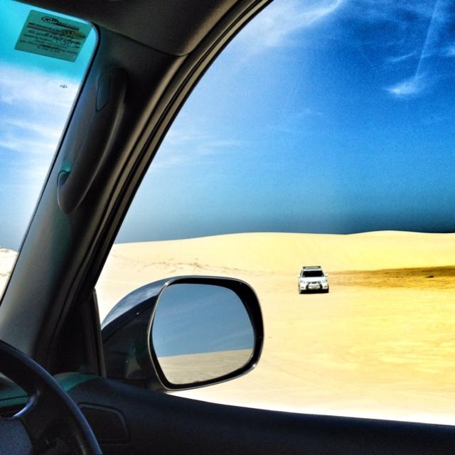 Stockton dunes, Port Stephens