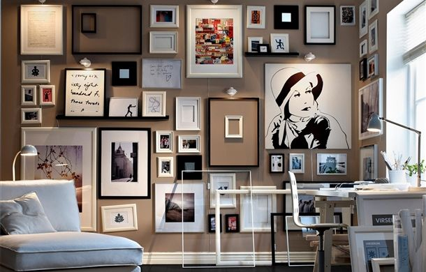 Check out Picture Perfect Wall Collage on the Design By IKEA blog.