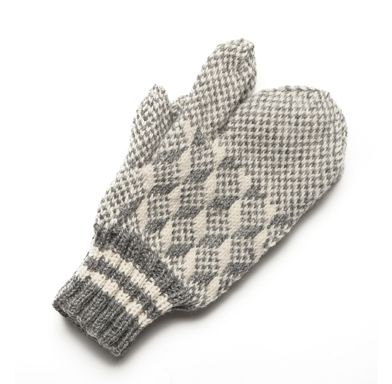 PATTERN FOR NEWFOUNDLAND MITTENS | Popular Patterns