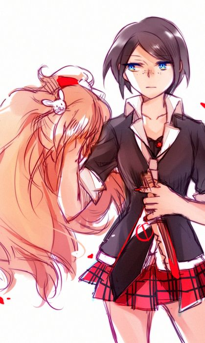 anime, fanart, and mukuro image