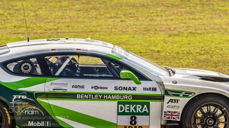 ADAC GT Masters 2016 - Bentley Continental GT3 by jackycunrath