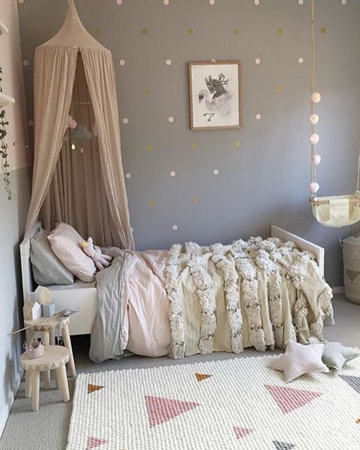 60 Modern Chic Nursery U0026 Toddler Rooms @finabarnsaker. Little Girl ...