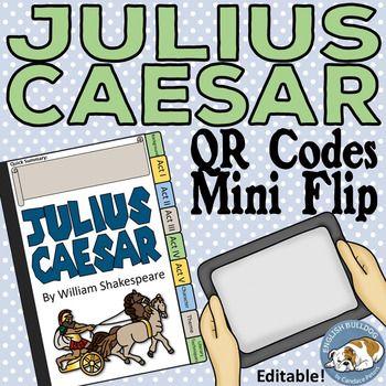 Julius Caesar QR Mini Flip