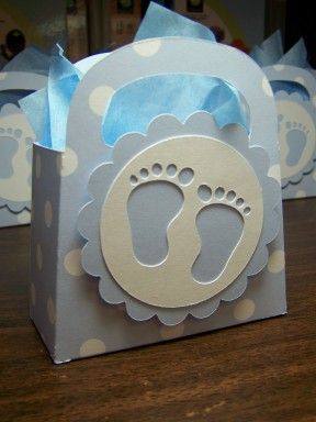 Regalitos para baby shower