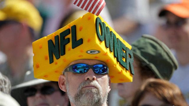 Packers' shareholders are a syndicate of fans organized to run their team, without the mediation of any private or public authorities. Description from occurrencesforeigndomestic.com. I searched for this on bing.com/images