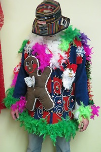 42 best Holidays~Ugly Christmas Sweater Ideas images on Pinterest ...