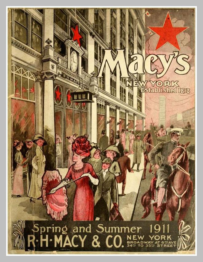 Vintage Macy's