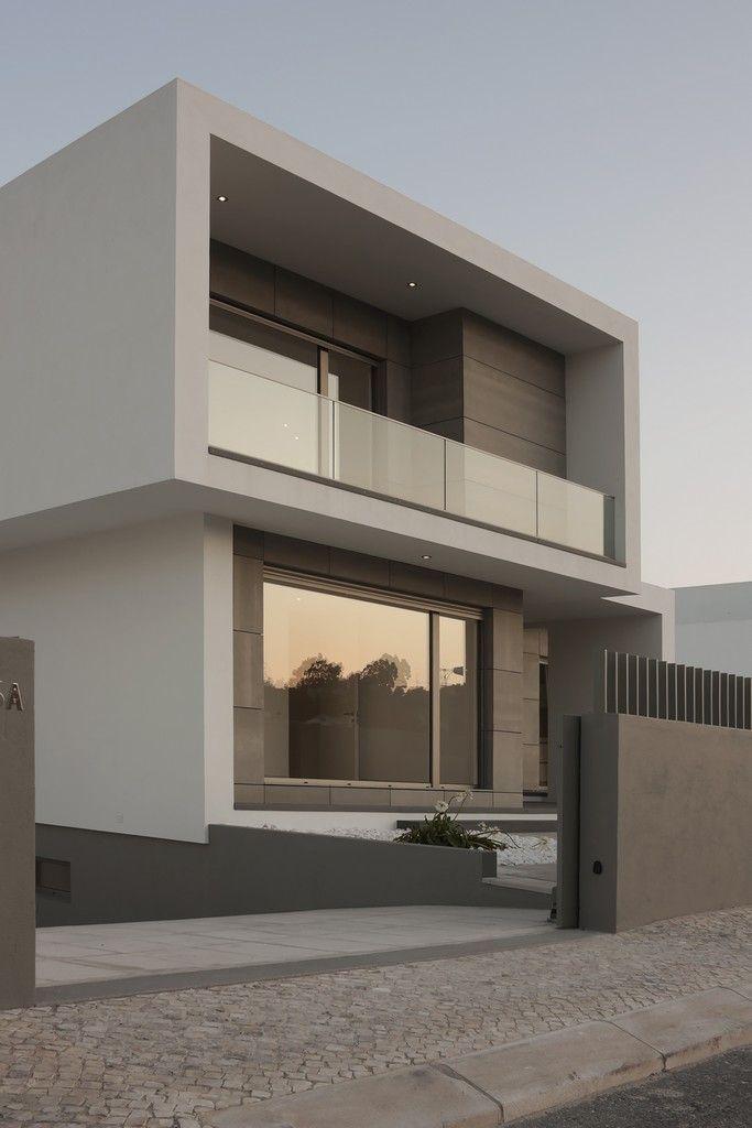 fachada                                                                                                                                                      Más #casasmodernas