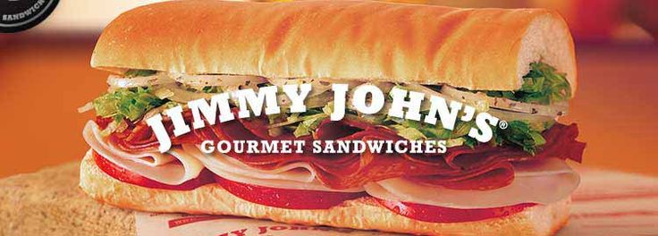 Jimmy Johns.  OOOMG I need an Italian night club with hot peppers...