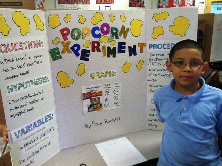 Popcorn Activities, Grades K-5