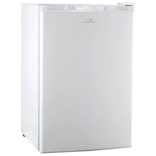 Commercial Cool - 4.5 Cu. Ft. Mini Fridge - White