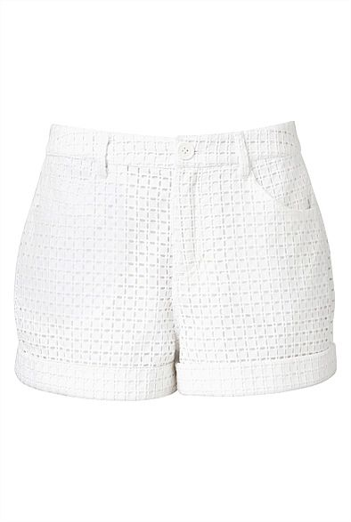 Eyelet Shorts #WITCHERYSTYLE