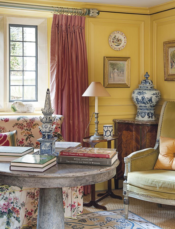 Living Room Ideas Yellow Walls