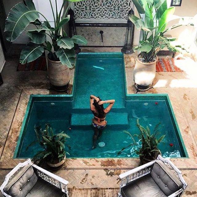 COCOON pool design inspiration | exterior design | villa design | hotel design | bathroom design | renovations | wellness | spa design | sophisticated design products for easy living bycocoon.com | Dutch Designer Brand COCOON