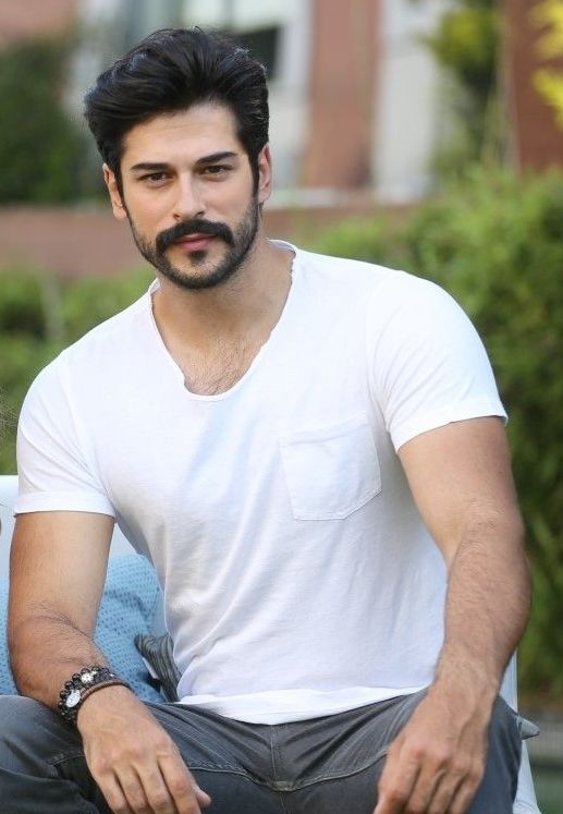 Turkish actor Burak Özçivit