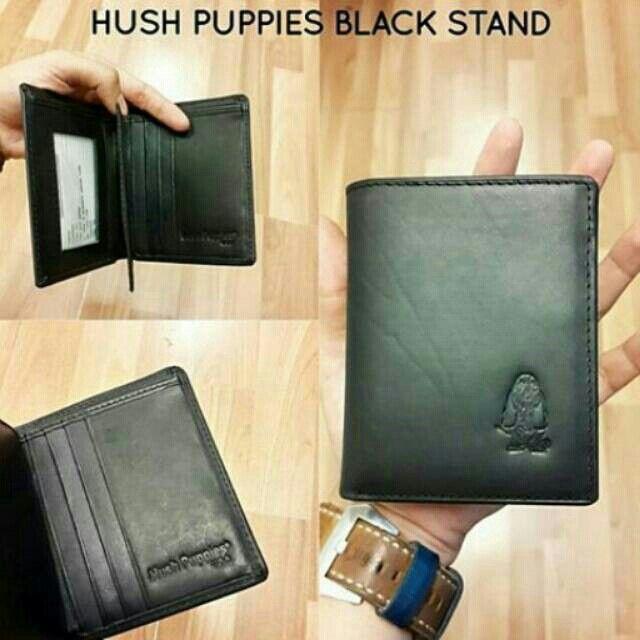Temukan dan dapatkan Wallet HUSH PUPPIES STAND BLACK hanya Rp 140.000 di Shopee sekarang juga! #ShopeeID  http://shopee.co.id/wfashioncenter/1567277