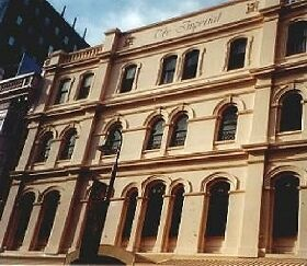 Central City Backpackers - Hobart