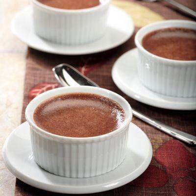Chocolate Pots de Crème | Recipe | Popsicles, Custard and ...