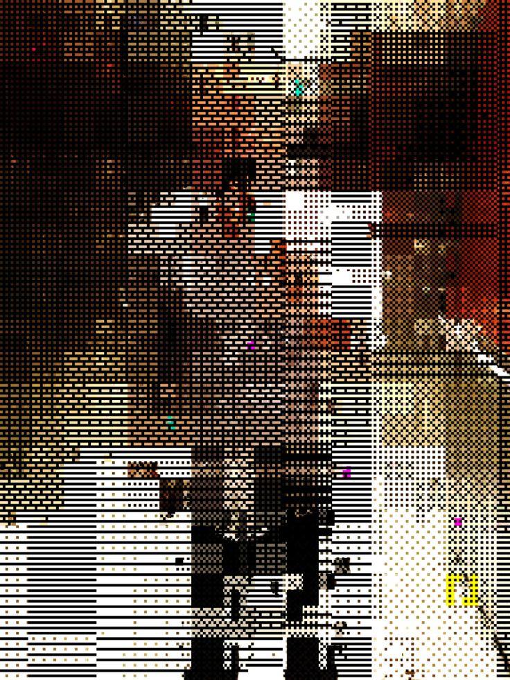 glitch #art #picture