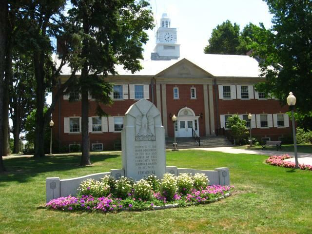 Historic America: The Legacy of Trumbull, Connecticut