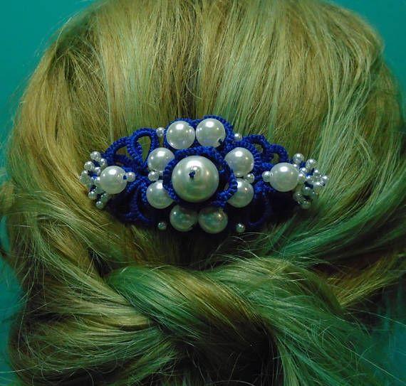Flower Girl Gift Hair Flower Comb Wedding Flower Hair Comb