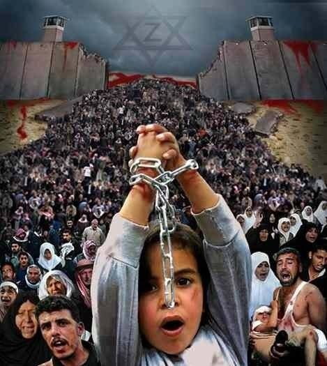 Free Palestine!!!... How the world can condone any of this & sit back & do nothing is beyond words!