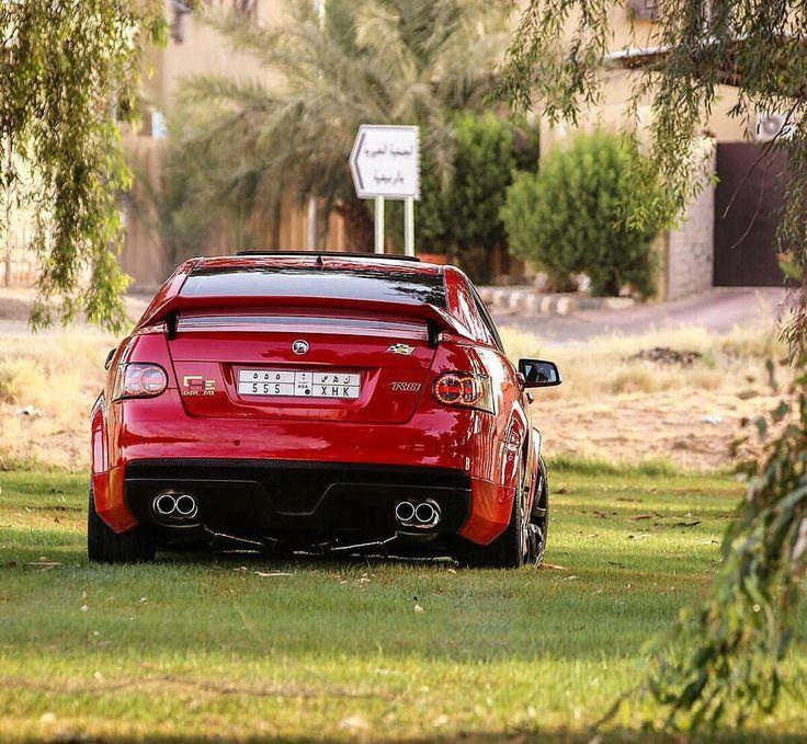 Holden commodore V8