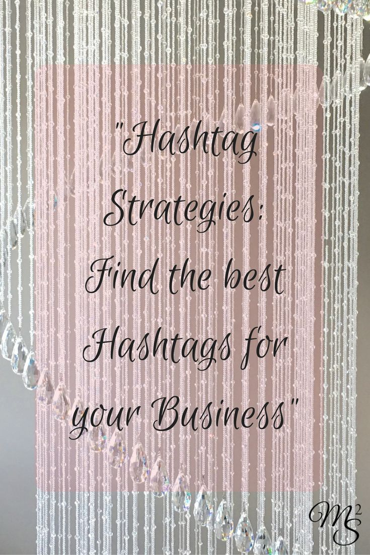 Instagram success for your business is largely dependent on hashtags. Using the right hashtags at the right time will increase engagement, followers and conversions.  Although most people know what a hashtag is, many do not know which ones to use or how to use them.