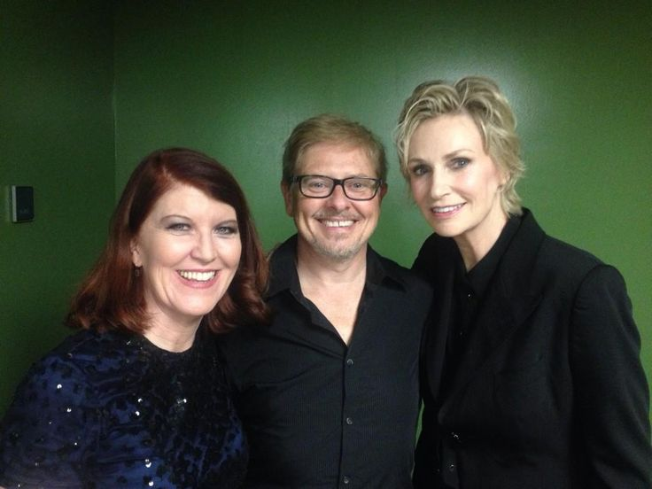 dave foley, jane lynch