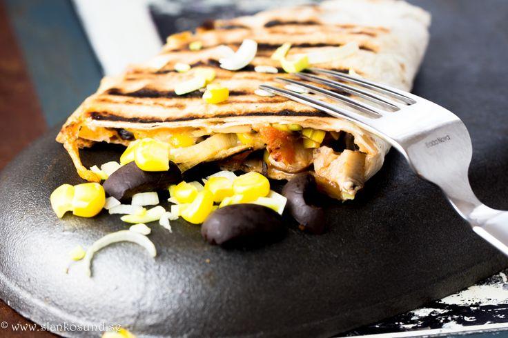 Kalkontortilla 4 Port #recept #tortillarecept #slankosund #recette #recipe #recipes #