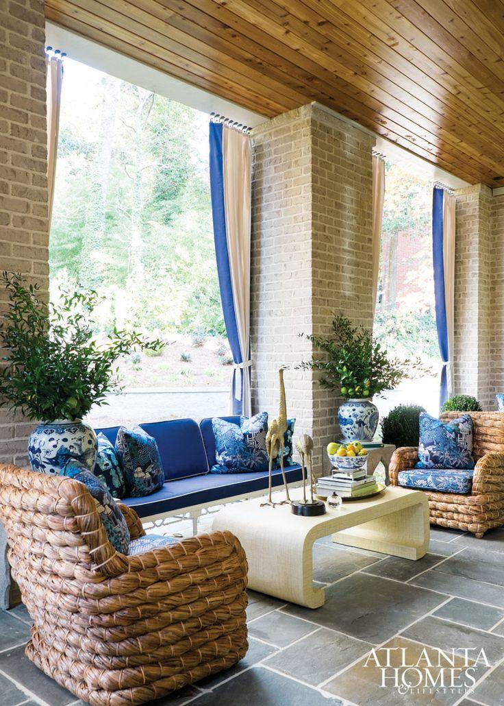 Veranda Style Architecture Home Design